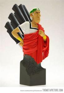 Julius Caesar Knife Case