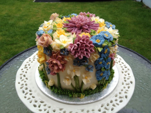 flowers cake2