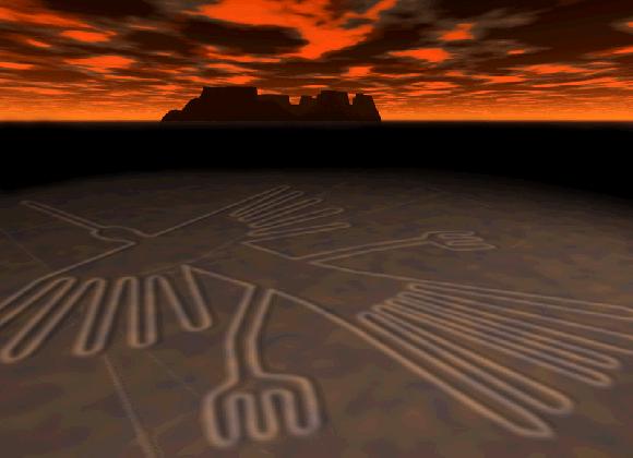 Nazca Desert, Peru